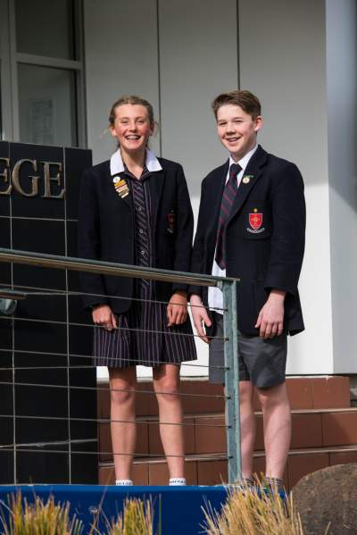 "MacKillop Catholic College ""The First Three Years"""