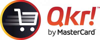 Qkr! by Mastercard logo